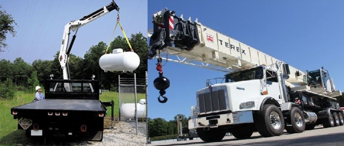 nccer articulating and telescoping boom cranes