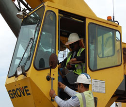 how to get a heavy equipment operators license